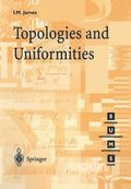 Topologies and Uniformities - I. M. James - Paperback - REVISED