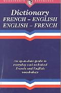English-French/French-English Dictionary