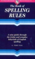 Book of Spelling Rules