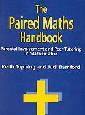 Paired Maths Handbook Parental Involvement and Peer Tutoring in Mathematics