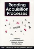 Reading Acquisition Processes