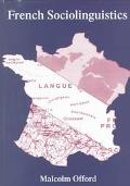 Reader in French Sociolinguistics