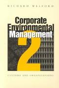 Corporate Environmental Management 2 Culture & Organisation