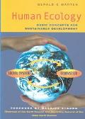 Human Ecology Basic Concepts for Sustainable Development