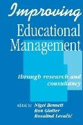 Improving Educational Management Through Research And Consultancy
