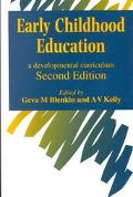 Early Childhood Education A Developmental Curriculum