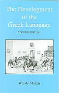 Development Of The Greek Language