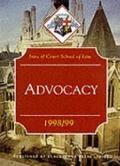 Advocacy, 1998-99