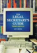 Legal Secretary's Guide
