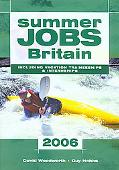 Summer Jobs Britain 2006 Including Vacation Traineeships