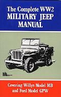 Complete World War II Military Jeep Manual