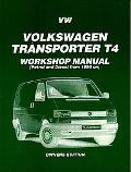 Vw Transporter T4 Workshop Manual