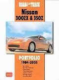 Road & Track Nissan 300Zx & 350Z Portfolio 1984-2003