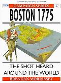 Boston 1775  The Shot Heard Around the World