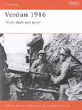 Verdun 1916 They Shall Not Pass