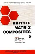 Brittle Matrix Composites 5