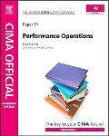 CIMA Official Learning System -  Performance Operations, Sixth Edition