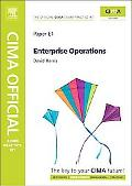 CIMA Official Exam Practice Kit Enterprise Operations: 2010 Edition