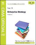 CIMA Official Learning System Enterprise Strategy