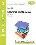 CIMA Official Learning System Enterprise Management, Sixth Edition