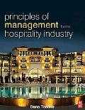 Principles of Management for the Hospitality Industry (The Management of Hospitality and Tourism Enterprises)