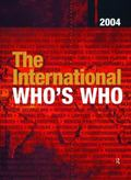 International Who's Who 2004