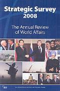 Strategic Survey 2008