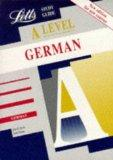 A-level Study Guide German (Letts Educational A-level Study Guides)
