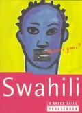 Swahili: A Rough Guide Phrasebook - Rough Guides Publications