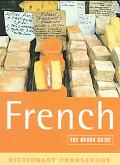 The Rough Guide Dictionary Phrasebook French