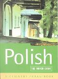 Rough Guide Dictionary Phrasebook Polish