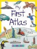 My First Atlas - David Cullen - Hardcover