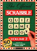 Official Scrabble Quiz Game, Vol. 2 - Robert Allen - Hardcover