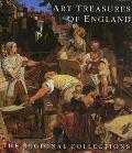 Art Treasures of England: The Regional Collections - Giles Waterfield - Hardcover