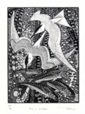 Incisive Eye Colin See-Paynton-Wood Engravings 1980-1995