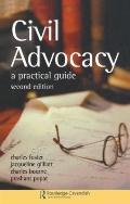 Civil Advocacy: A Practical Guide