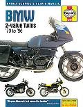 Haynes Bmw 2-Valve Twins Service and Repair Manual '70 To '96