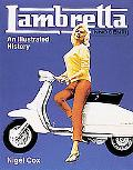 Lambretta Innocenti An Illustrated History