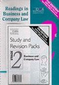 Business and Company Law (Study & Revision Pack Stage 2)