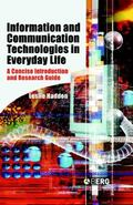Information and Communication Technologies in Everyday Life A Concise Introduction and Resea...