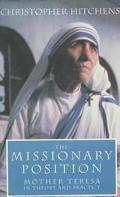 Missionary Position:mother Teresa...