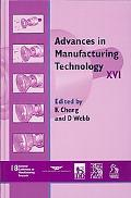 Advances in Manufacturing Technology 16 - Ncmr 2002