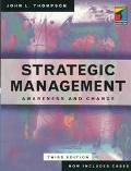 Strategic Management:awareness+change