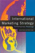 International Marketing Strategy Contemporary Readings