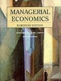 Managerial Economics: European Edition - Mark Hirschey - Hardcover