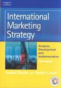International Marketing Strategy Analysis, Development and Implementation