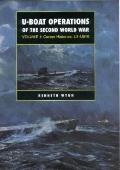U-Boat Operations of World War II: Vol 1. Career Histories U1-U510