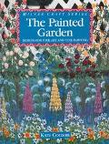 Painted Garden: Designs for Folk Art and Tole Painting - Kate Coombe - Paperback