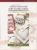 Needleweaving And Embroidery Embellished Treasures