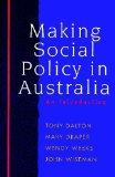 Making Social Policy in Australia An Introduction